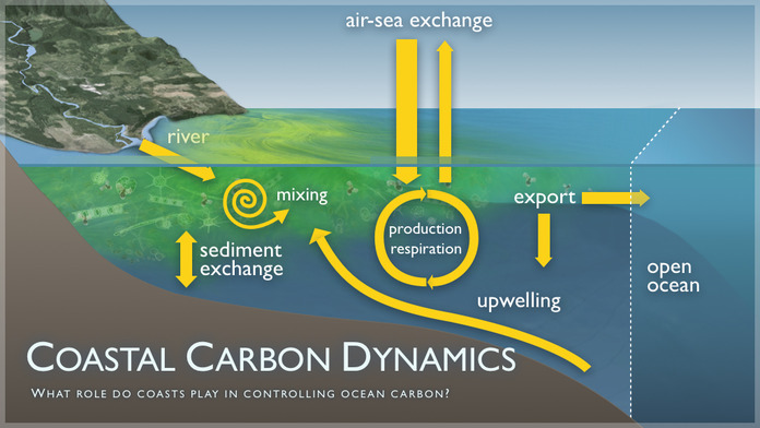 Coastal Carbon Dynamics by NOAA PMEL
