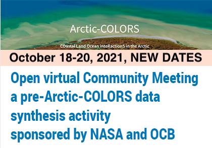 Arctic colors new dates